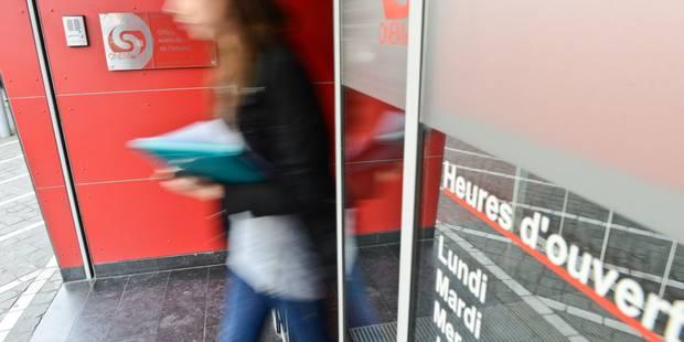 Le nombre de chômeurs indemnisés est le plus bas depuis 24 ans - La Libre