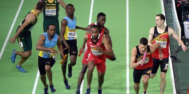 Mondiaux indoor: La Belgique en finale du 4x400m! - La Libre