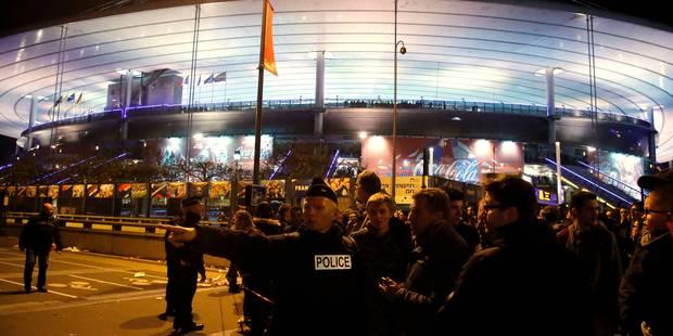 """Salah Abdeslam a déclaré avoir """"voulu se faire exploser"""" au Stade de France - La Libre"""