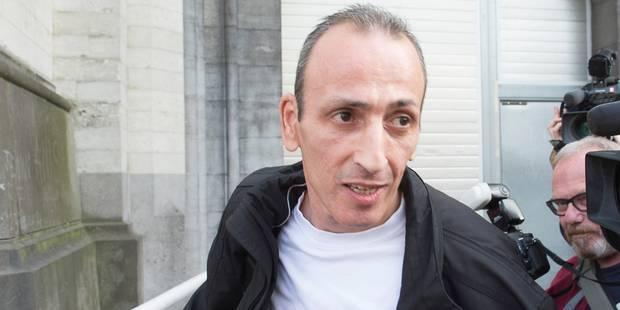 Farid Bamouhammad incarcéré à la prison de Jamioulx - La Libre