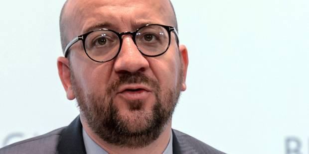 Le comité ministériel restreint examine les modalités du deuil national - La Libre