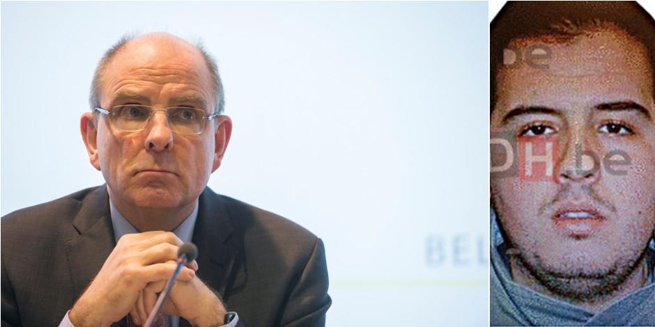 """Koen Geens répond à Erdogan: """"Ibrahim El Bakraoui n'a pas été renvoyé en Belgique mais aux Pays-Bas"""""""