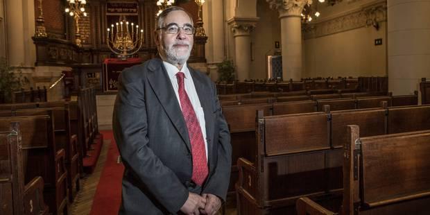 """""""Ce sont des monstres qui instrumentalisent la religion"""": la déclaration du Grand Rabbin de Belgique - La Libre"""