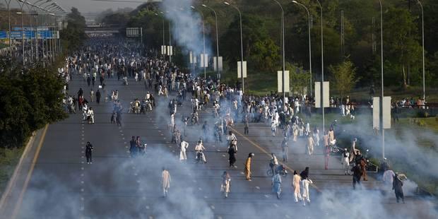 """""""Safety Check"""" notifié dans le monde après l'attentat au Pakistan, Facebook s'excuse - La Libre"""