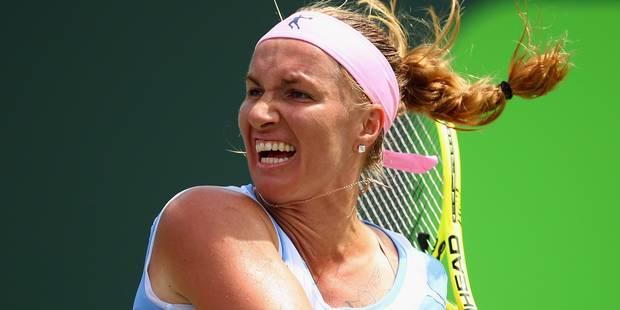 Miami: Serena Williams éliminée en 8e de finale par Svetlana Kuznetsova - La Libre