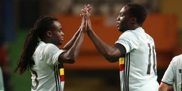 Portugal - Belgique (2-1): les Diables débutent leur match avec une mi-temps de retard, la paire Lukaku s'illustre - La ...