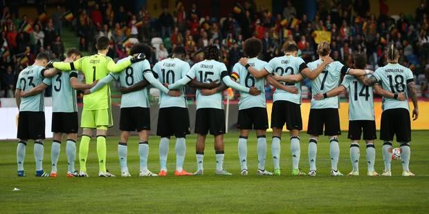 Portugal-Belgique : le stade tout entier vibre pour Bruxelles (PHOTO + VIDEO) - La Libre