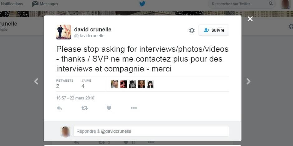 """""""10.000 notifications en une heure"""": Un témoin de l'attentat de Zaventem raconte l'envers du décor médiatique"""