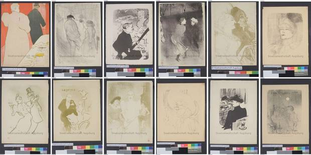 """Trésor nazi"": la collection Gurlitt sera exposée à Berne - La Libre"
