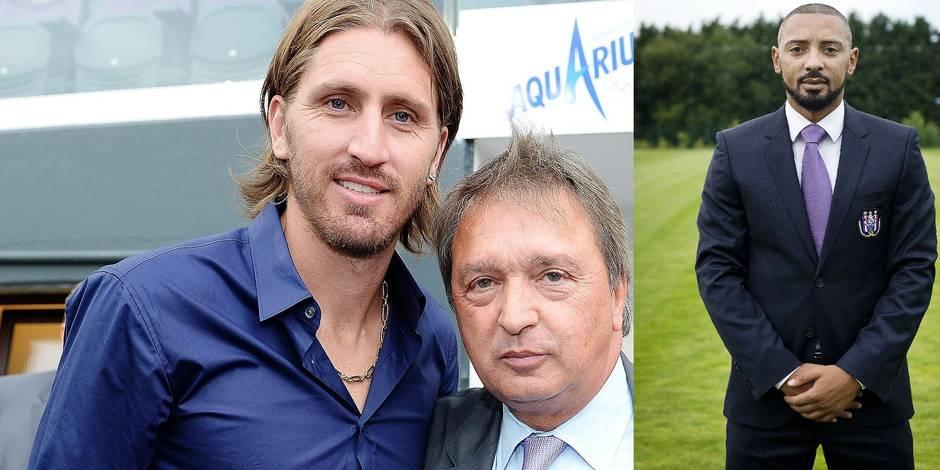 Anderlecht: Van Handenhoven et Frutos épaulent Van Holsbeeck
