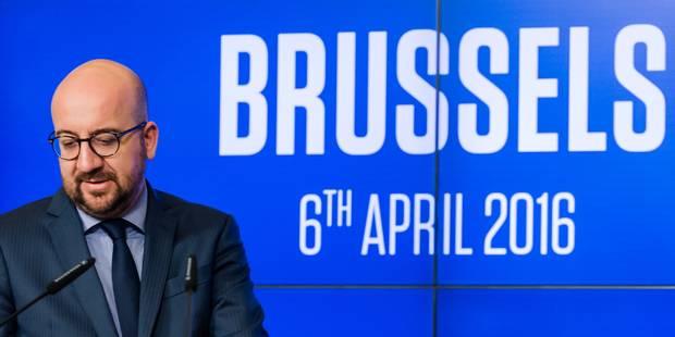 """Attentats: """"un échec"""", mais la Belgique n'est pas un """"pays défaillant"""" selon Charles Michel - La Libre"""