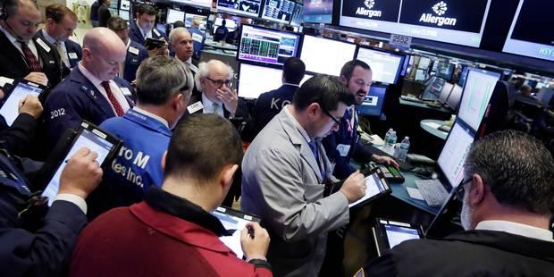 Wall Street finit en hausse, aidée par le pétrole et la Fed - La Libre