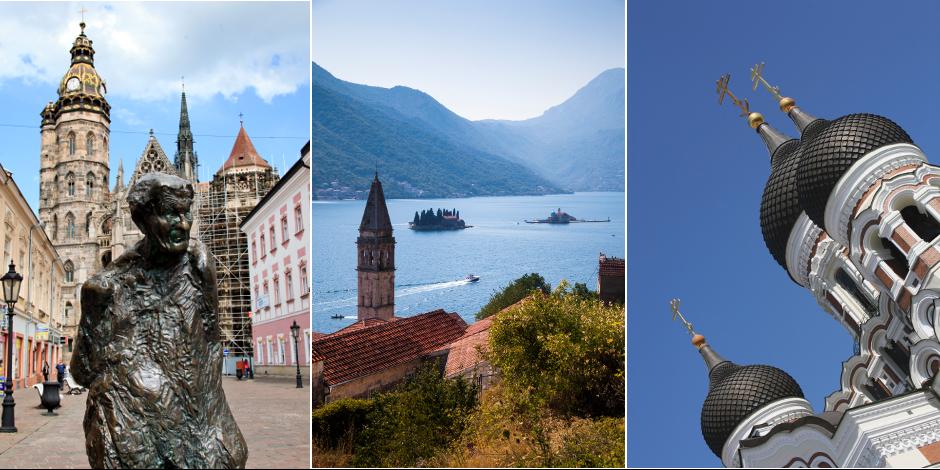 8 destinations au top pour découvrir l'Europe de l'Est