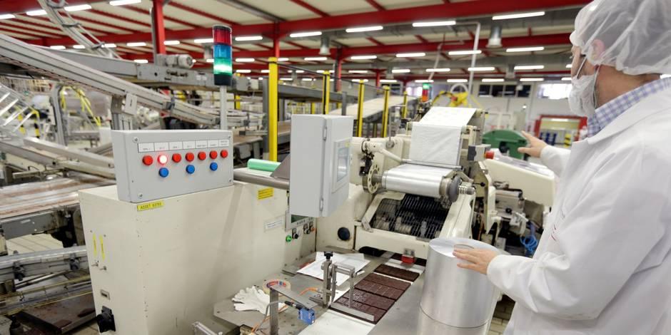Mondelez International annonce une nouvelle structure en Belgique, 82 emplois menacés