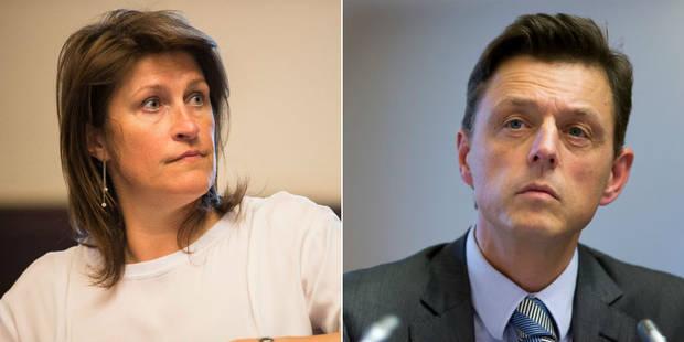 Laurent Ledoux, président du SPF Mobilité, démissionne et égratigne Jacqueline Galant - La Libre