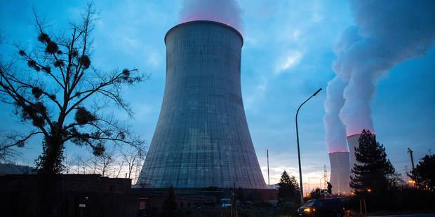 Fin du conflit social à la centrale nucléaire de Tihange - La Libre
