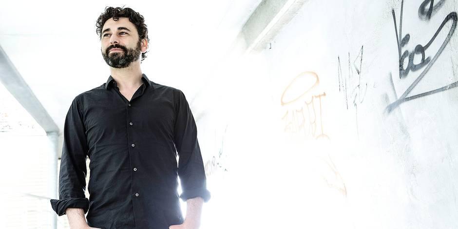 Karim Gharbi, la liberté de chanter - La Libre