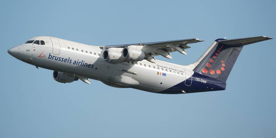 Brussels Airlines conseille à ses voyageurs d'enregistrer leur bagage la veille