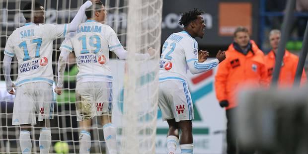 Marseille: changement d'entraîneur pour Batshuayi - La Libre