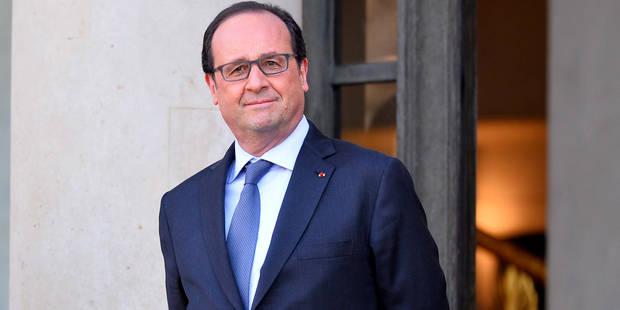 En 2017, Hollande espère rempiler sur un malentendu sordide - La Libre