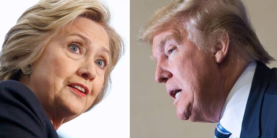 Primaires américaines: Clinton et Trump l'emportent à New York