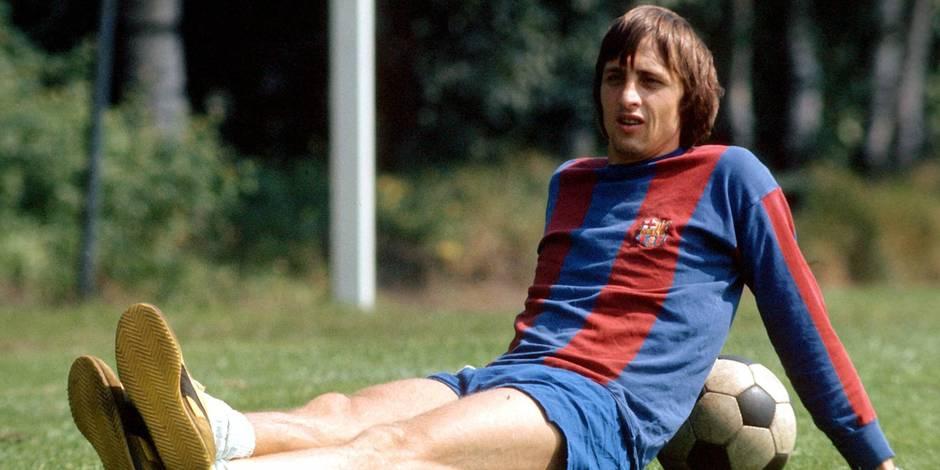 """""""Pour s'émanciper, les Anglais avaient le rock et les Beatles, pour les Hollandais c'était le foot et Johan Cruyff"""""""