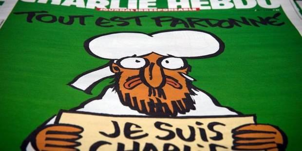 Deux journalistes turcs en prison pour avoir publié la caricature de Mahomet de Charlie Hebdo - La Libre