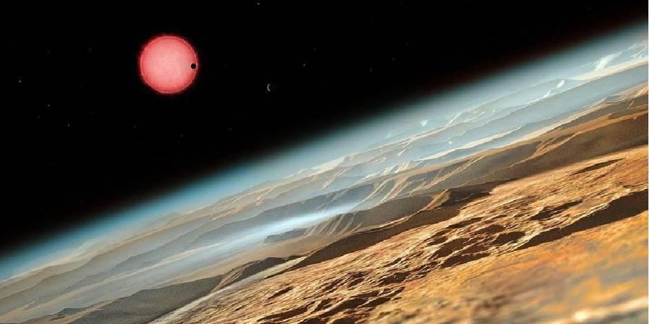 Trois exoplanètes similaires à la Terre ont été détectées : Et s'il y avait de la vie ?