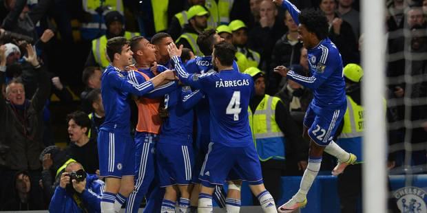 Hazard assomme Tottenham et offre le titre à Leicester (VIDEOS) - La Libre