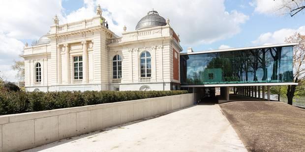 Le nouveau musée de la Boverie, symbole du renouveau liégeois - La Libre