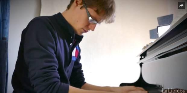 Concours Reine Elisabeth: Florian Noack, le poète - La Libre