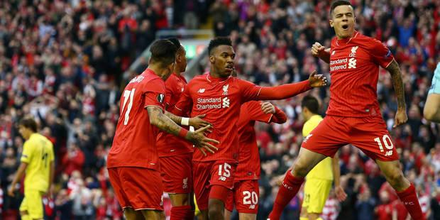 Europa League: Liverpool en finale contre le FC Séville - La Libre