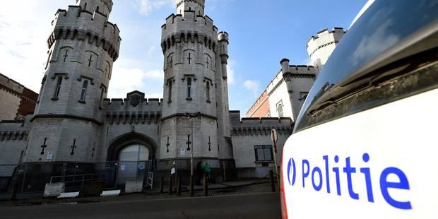 Grève dans les prisons: situation inchangée en Wallonie et à Bruxelles - La Libre
