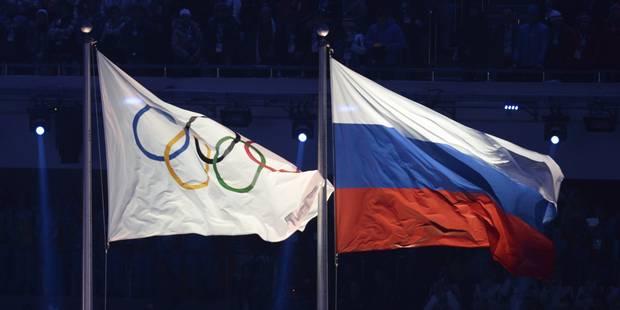 La Russie dément toute accusation de dopage visant ses athlètes à Sotchi - La Libre