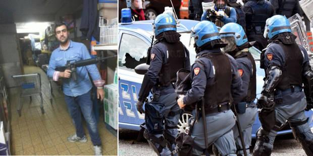 Terrorisme en Belgique : Des arrestations lors d'une opération dans le sud de l'Italie - La Libre