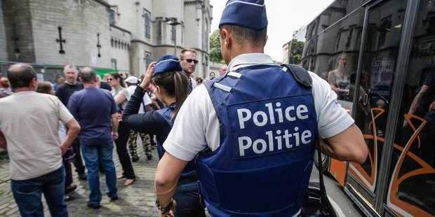 """Grève dans les prisons: """"Les propositions du ministre sont toujours jugées inacceptables"""" - La Libre"""