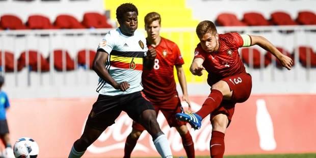 Euro U17: la Belgique partage face au Portugal et va en quarts de finale - La Libre