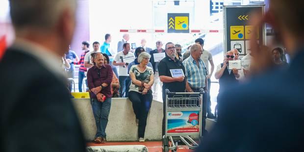 """Le patron d'Aviapartner: """"C'est honteux de prendre en otage des voyageurs mais aussi des travailleurs"""" - La Libre"""