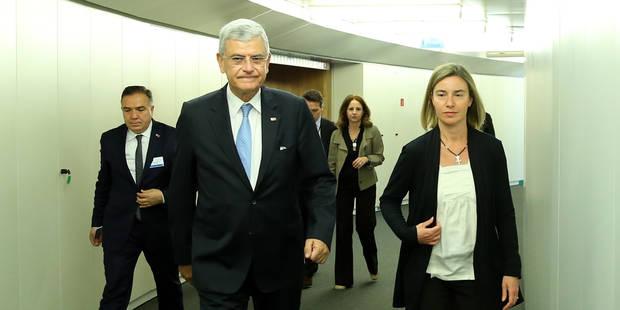 """Accord avec l'UE sur les visas: """"Pas beaucoup d'espoir"""" - La Libre"""
