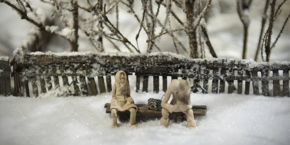 Kunsten: Un couple va mourir