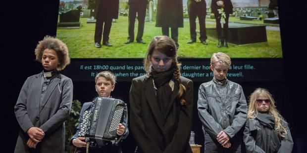 L'affaire Dutroux jouée par des enfants : pleine réussite - La Libre