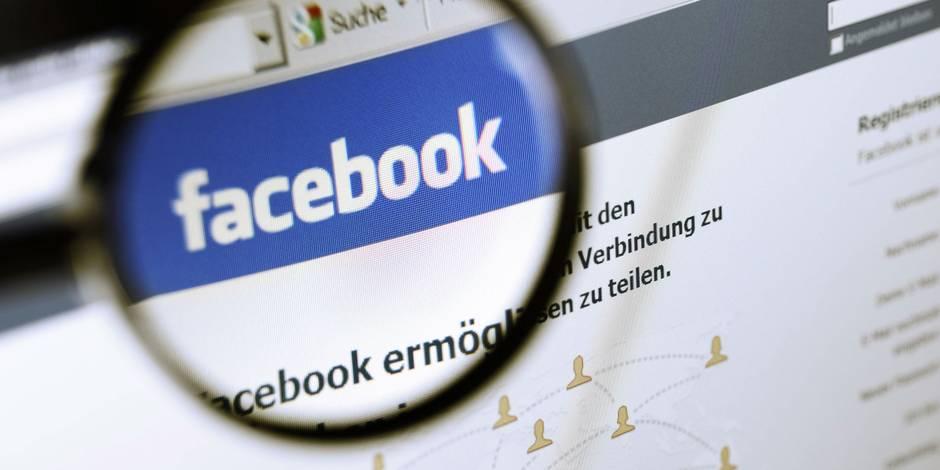 La page Facebook arborant un drapeau de l'EI n'était pas celle de Salah Abdeslam