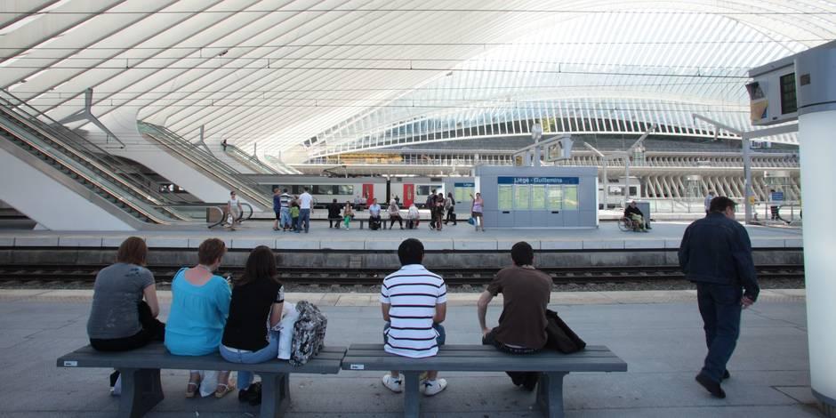 Liège/Bruxelles-Midi en moins d'une heure, c'est pour bientôt