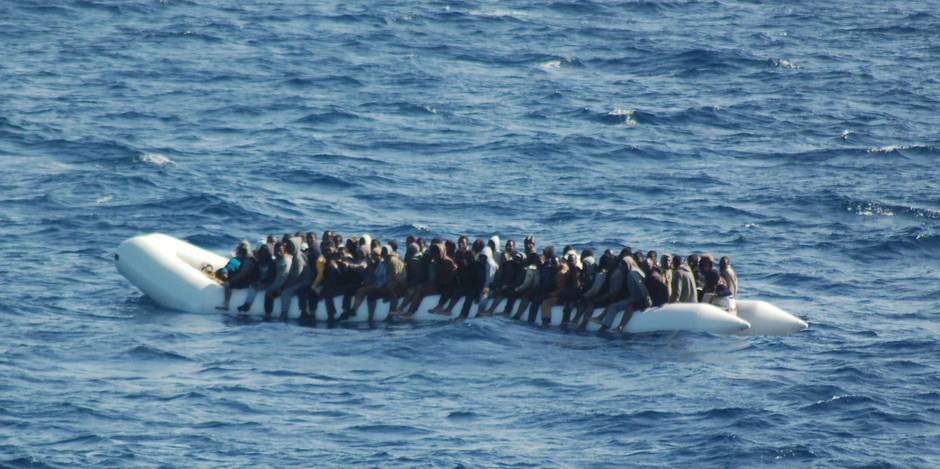 3.000 migrants sauvés mardi au large de la Libye
