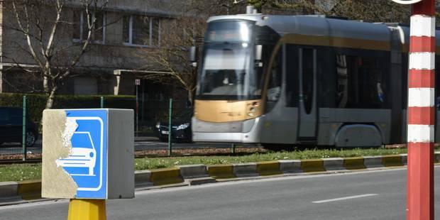 Des trams et des bus encore plus lents à Bruxelles ! - La Libre