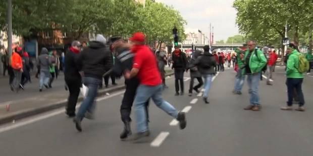 """Agressé lors de la manifestation, le commissaire Vandersmissen riposte: """"Des gens veulent visiblement ma peau"""" - La Libr..."""