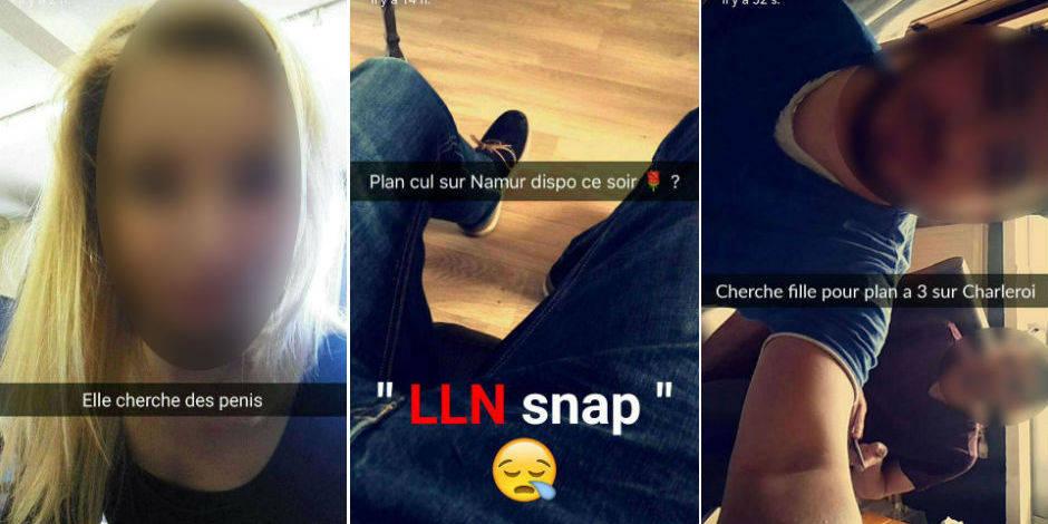 Sur Snapchat, les étudiants dévoilent leur intimité