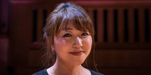 Concours Reine Elisabeth: Kana Okada, expressive et libre - La Libre