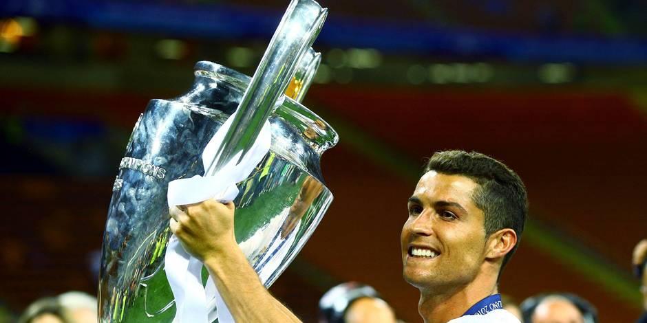 """Cristiano Ronaldo: """"C'était une nuit magique"""""""