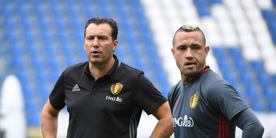 Voici la liste officielle des 23 de Marc Wilmots pour l'Euro en France
